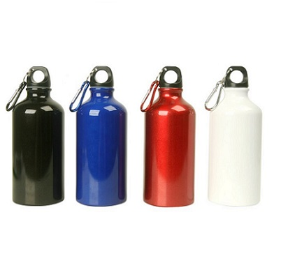 Mini Aluminium Drinking Bottle 500ml