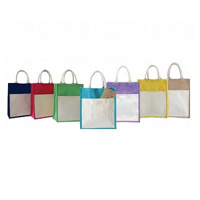 Reusable Pocket Jute Bag