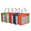 Reusable Pocket Jute Bag Width