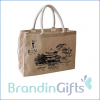 Reusable Jute with String