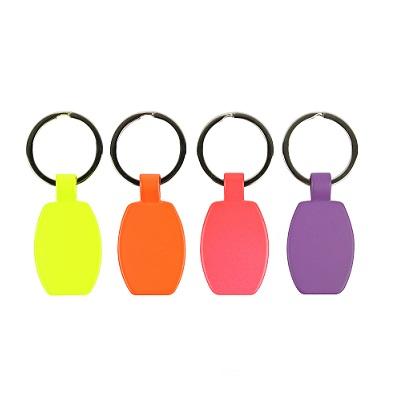 Fluorecent Metal Keyholder