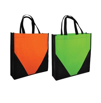 2 Tone Non Woven Bag