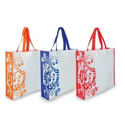 Batik Design Non Woven Bag