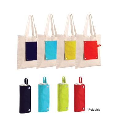 Foldable Canvas Reusable Bag
