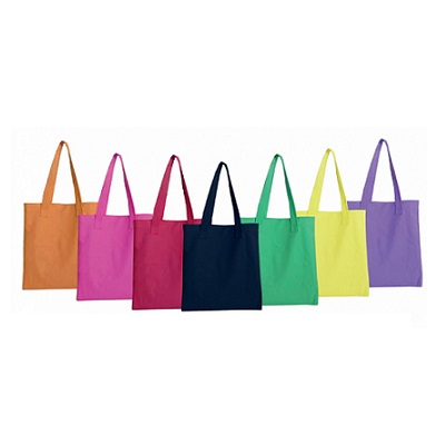 Colourful Canvas Bag