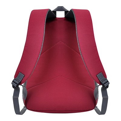 Corporate Backpack with Pocket (Red)