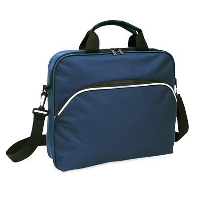 Classic Document Sling Bag (Blue)