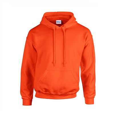 Classic Fit Adult Hooded Sweatshirt (Unisex)