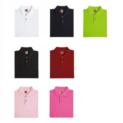 Collar T-Shirt (Female)