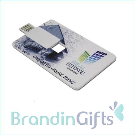 Card Business Card Size Flash Drive