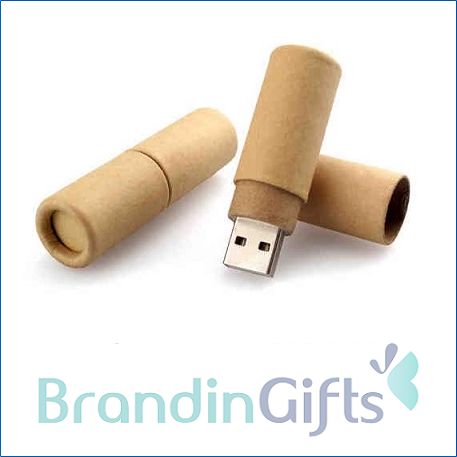 Eco Material Flash Drive