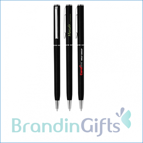 Slim Lano Plastic Ball Pen