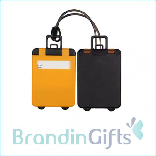 Luggage Shaped Tag