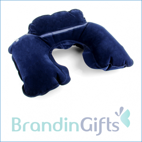 Double Comfort Travel Pillow
