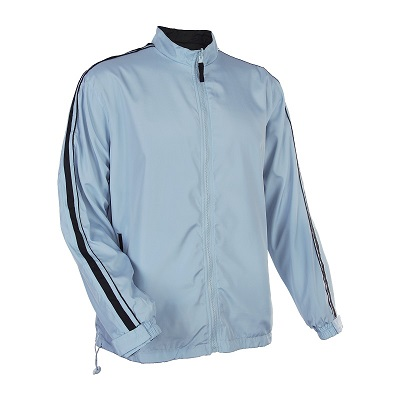 Sporty Reversible Windbreaker