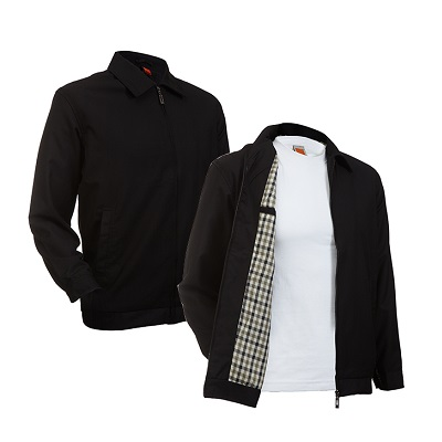 Corporate Jacket (Checkered)