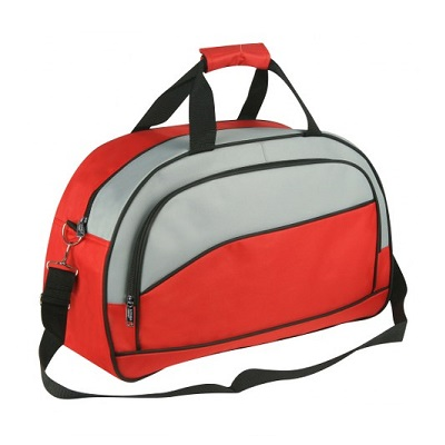 Casual Travelling Bag (Red)