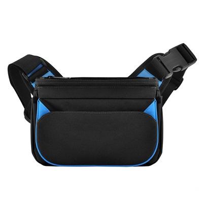 Trend Traveller Waist Pouch (Blue)