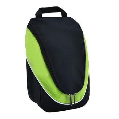 Super Trend Shoe Bag (Green)