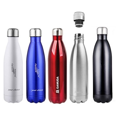 Svell Double Wall Stainless Steel Bottle 500ml