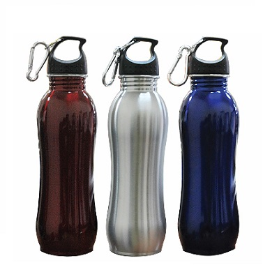 Travelling Thermo Flask and Shapy Stainless Steel Bottle Set