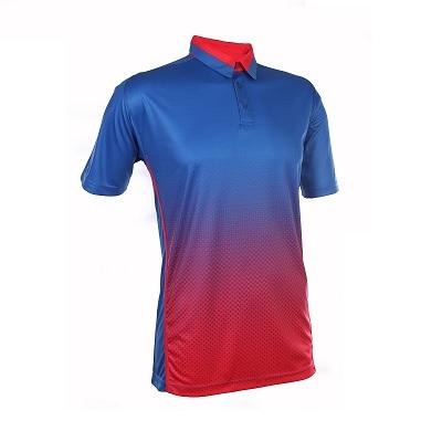 Quick Dry Collar Shirt with design (Unisex)