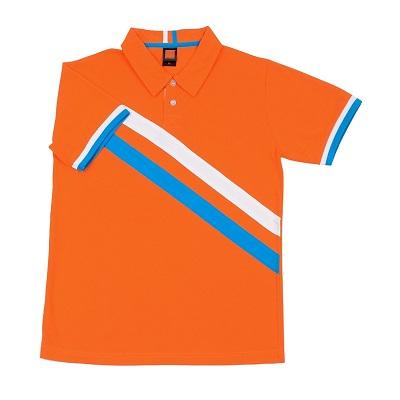 Collar Strap T-Shirt (Unisex)