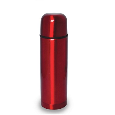 Red Thermos Flask