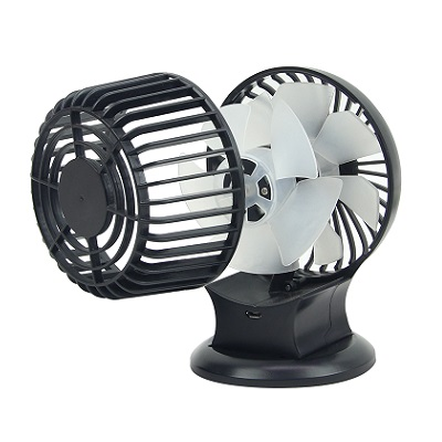 Twin Blade Power Fan