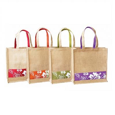 Batik Color Jute Bag