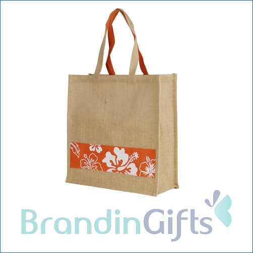 Batik Color Jute Bag