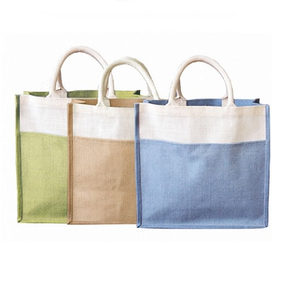 Jute Pocket Bag