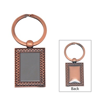 Bronze Classic Keyholder (Square)