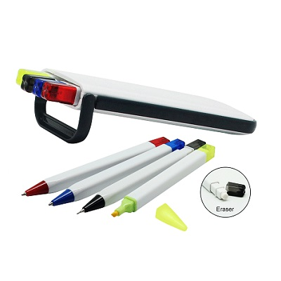 5 in 1 Highlighter and Pens set