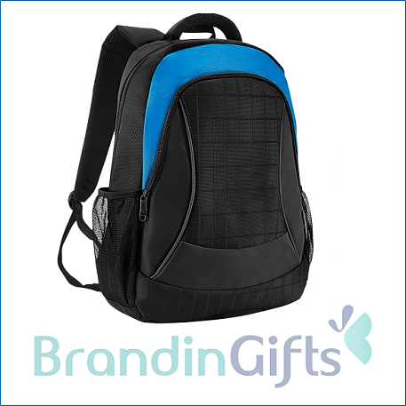 Nut Laptop Backpack (Blue)