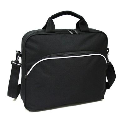 Classic Document Sling Bag (Black)