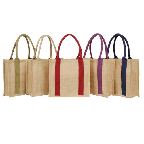 Strapy Jute Bag