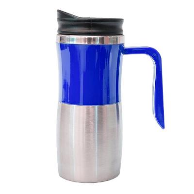 Deer Stainless Steel Mug