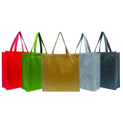 Felt Carrier Bag