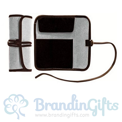 Felt Stationeries Pouch with String