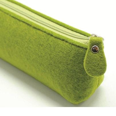 Felt Multipurpose Zipper Pouch