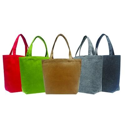 Depth Felt Shopping Bag