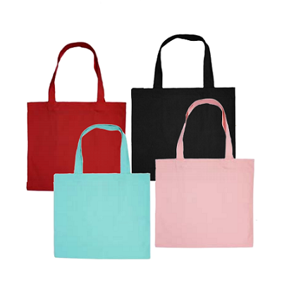 Colourer Canvas Tote Bag