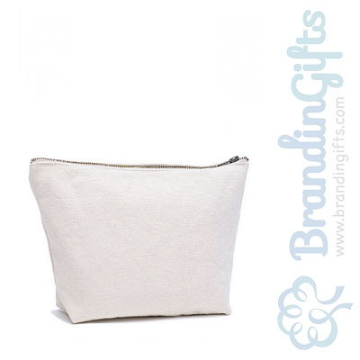 Canvas Multipurpose Zipper Pouch