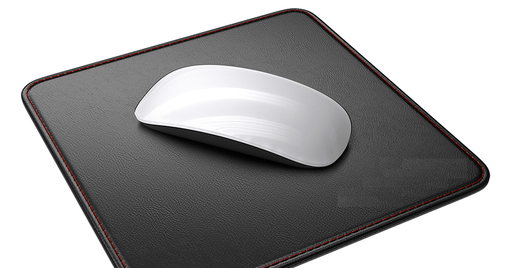 Genuine Leather Mousepad