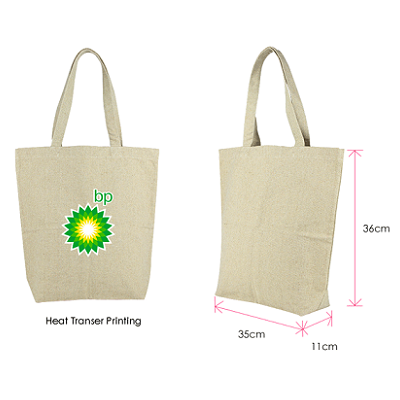 Jute Cotton Tote Bag (JUTCO)