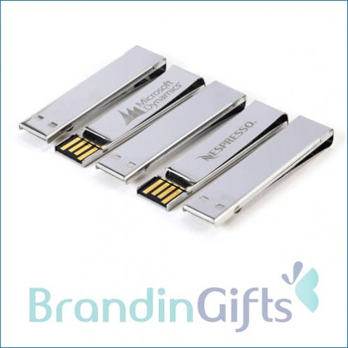 Metal Clip Pen Drive