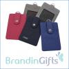 Korea Fabric ID Holder with Snap Closure