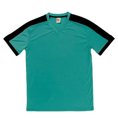 Duo Quick Dry V Neck T-Shirt (Unisex)
