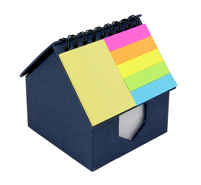 Memo Stickynote Box